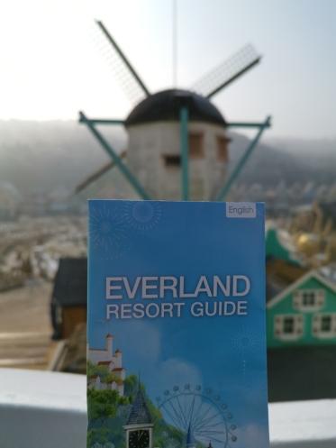 Everland map